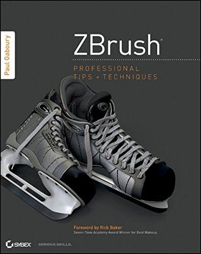 9781118066805: ZBrush Professional Tips and Techniques