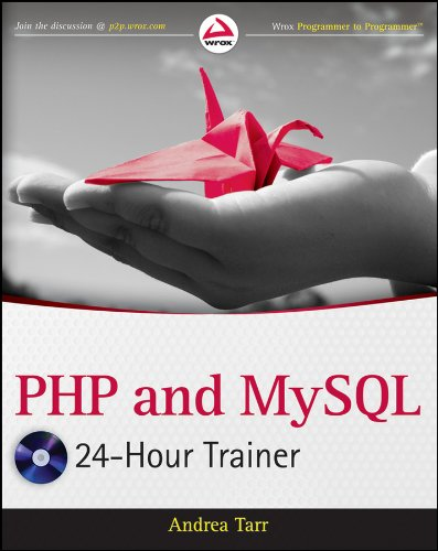 9781118066881: PHP and MySQL 24-Hour Trainer