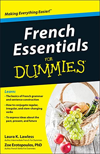 9781118071755: French Essentials For Dummies