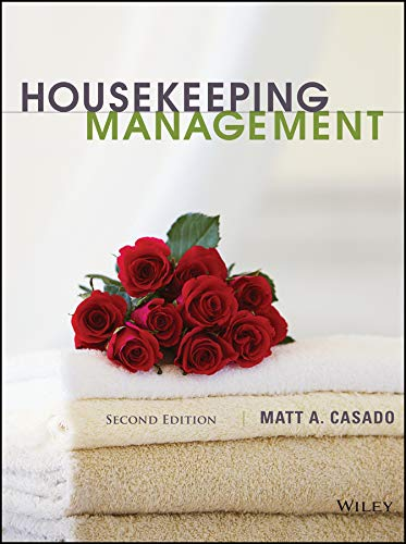 9781118071793: Housekeeping Management