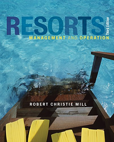 9781118071823: Resorts: Management and Operation