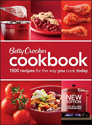 9781118072240: Betty Crocker Cookbook: 1500 Recipes for the Way You Cook Today