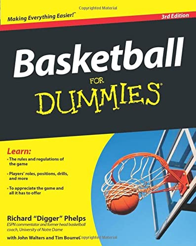 9781118073742: Basketball For Dummies