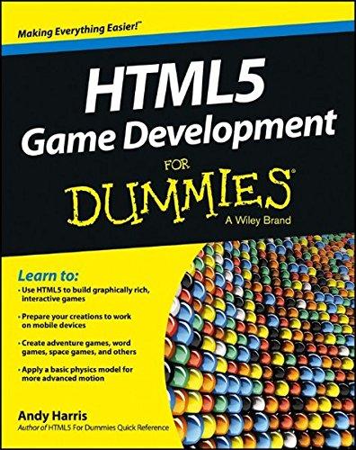 9781118074763: HTML5 Game Development For Dummies