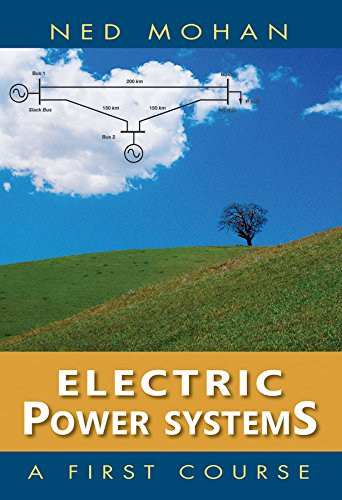 9781118074794: Electric Power Systems: A First Course (Coursesmart)