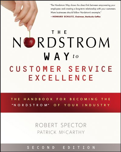 9781118076675: The Nordstrom Way to Customer Service Excellence: The Handbook for Becoming the 'Nordstrom' of Your Industry, Second Edition