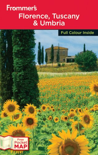 9781118076811: Florence Tuscany Umbria (Frommers Complete Guides)