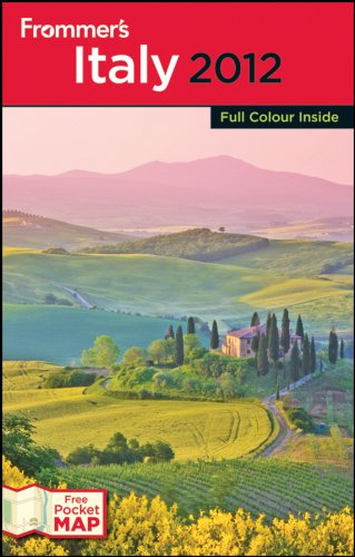 Italy 2012 International Edition (Frommers Complete): Darwin Porter, Danforth Prince