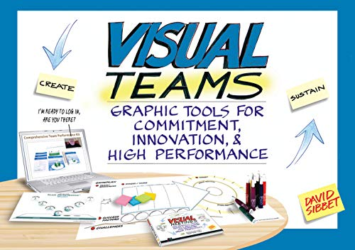 9781118077436: Visual Teams: Graphic Tools for Commitment, Innovation, and High Performance