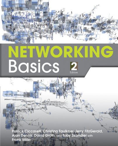 Introduction to Networking Basics (1118077806) by Patrick Ciccarelli; Christina Faulkner; Jerry FitzGerald; Alan Dennis; David Groth; Toby Skandier