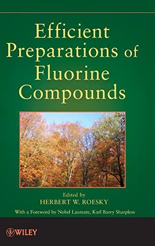 9781118078563: Efficient Preparations of Fluorine Compounds
