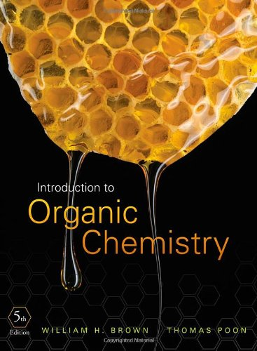 Introduction to Organic Chemistry: Brown, William H.;