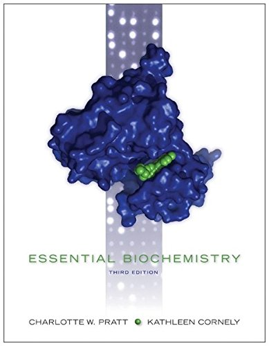 Essential Biochemistry: Pratt, Charlotte W.,