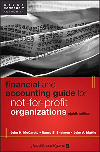 9781118083666: Financial and Accounting Guide for Not-for-Profit Organizations