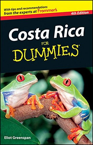 9781118086087: Costa Rica For Dummies