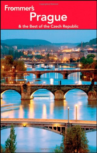 Frommer's Prague and the Best of the Czech Republic (Frommer's Complete Guides) (1118086090) by Baker, Mark