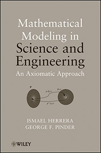 9781118087572: Mathematical Modeling in Science and Engineering: An Axiomatic Approach