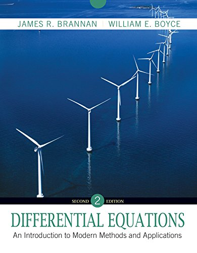 9781118089859: Differential Equations: An Introduction to Modern Methods and Applications 2e + WileyPLUS Registration Card