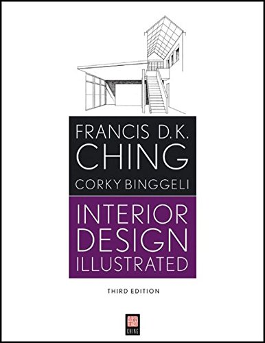 9781118090718 Interior Design Illustrated Abebooks Ching Francis D K Binggeli Corky 1118090713
