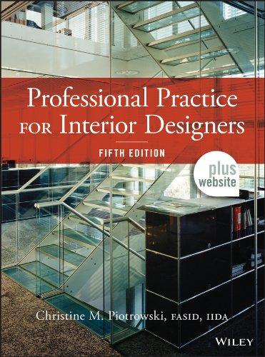 9781118090794: Professional Practice for Interior Designers