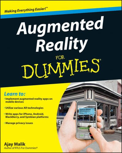 9781118091401: Augmented Reality For Dummies