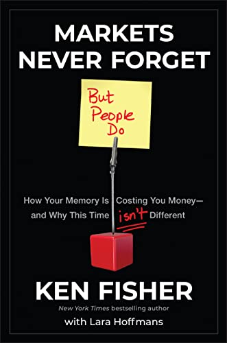 9781118091548: Markets Never Forget (But People Do): How Your Memory Is Costing You Money—and Why This Time Isn't Different
