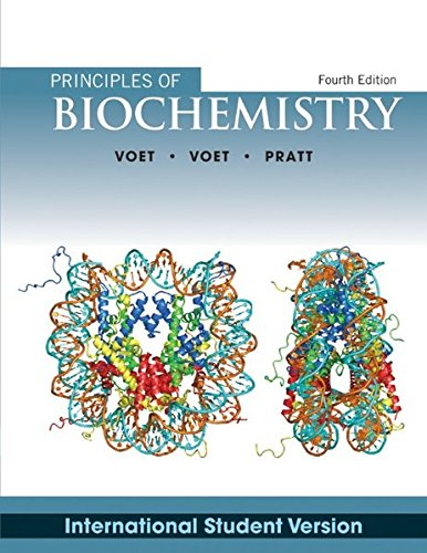 Principles of Biochemistry: Donald Voet