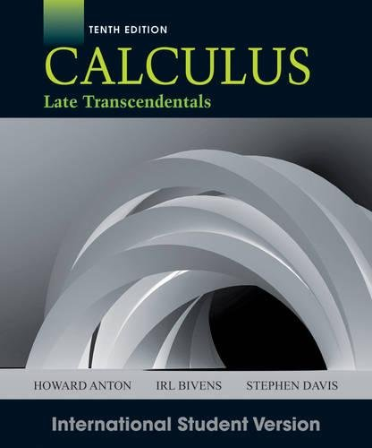 Calculus by Howard Anton: Wiley 9781118092484 - Best Book