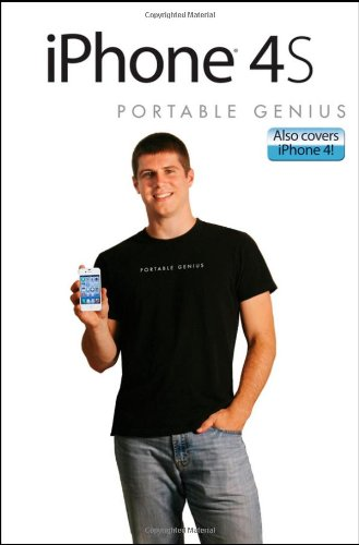 9781118093849: iPhone 4S Portable Genius