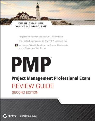 9781118093917: PMP: Project Management Professional Exam Review Guide