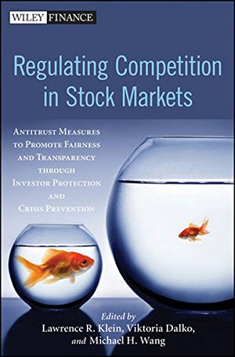 Regulating Competition in Stock Markets: Antitrust Measures to Promote Fairness and Transparency ...