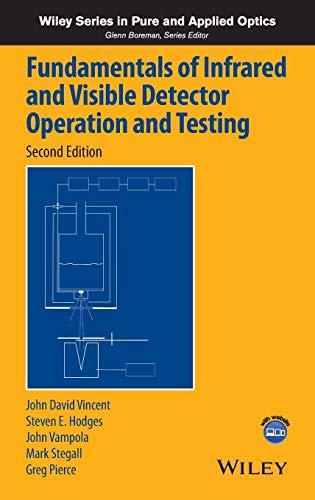 Fundamentals Of Infrared And Visible Detector Operation: John David Vincent