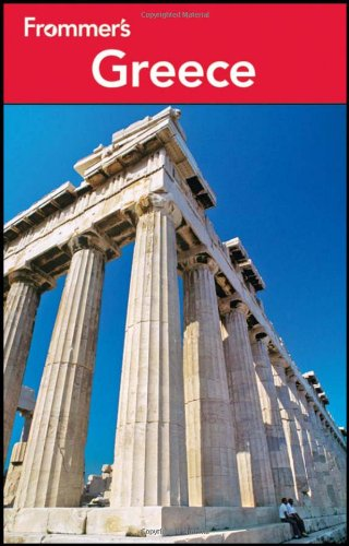 9781118096031: Frommer's Greece (Frommer's Complete Guides)