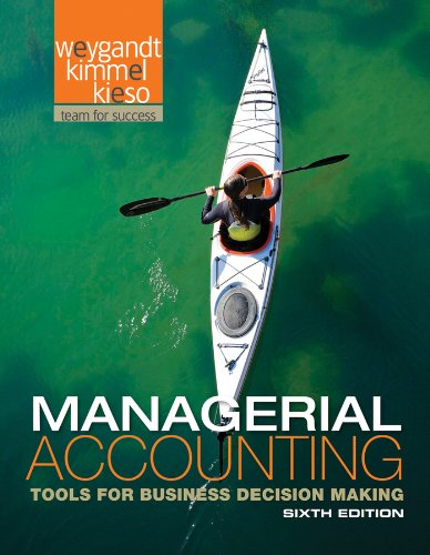 9781118096895: Managerial Accounting