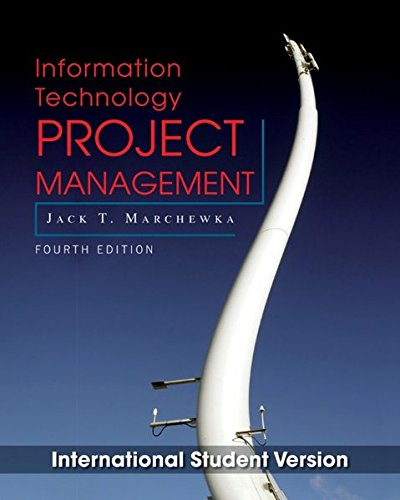 9781118097946: Information Technology Project Management with CD-ROM