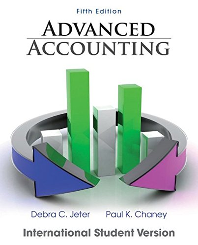 9781118098615: Advanced Accounting