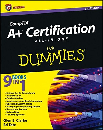 9781118098790: CompTIA A+ Certification All-in-One For Dummies