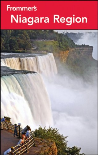 9781118100264: Frommer's Niagara Region (Frommer's Complete Guides)