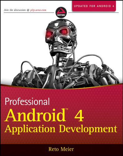9781118102275: Professional Android 4 Application Development (Wrox Professional Guides)