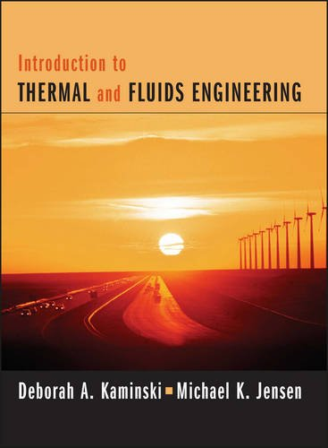 9781118103487: Introduction to Thermal and Fluids Engineering