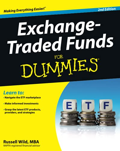 9781118104248: Exchange-traded Funds for Dummies, 2nd Edition