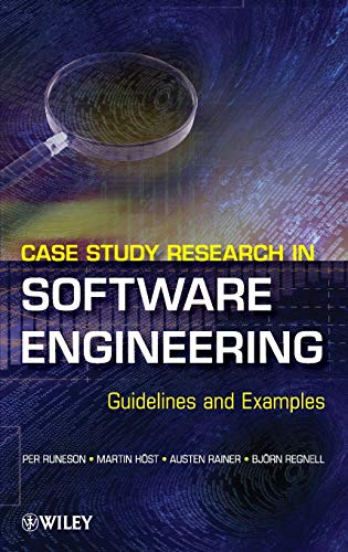 9781118104354: Case Study Research in Software Engineering: Guidelines and Examples
