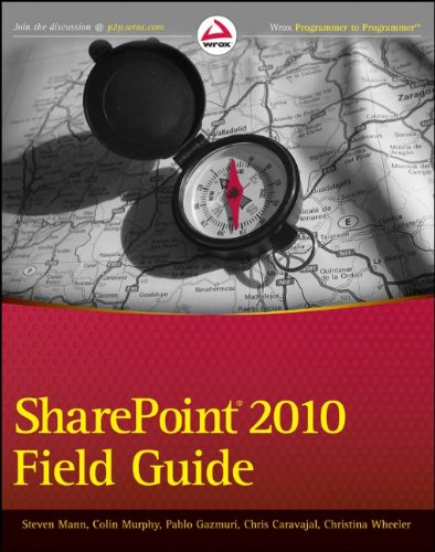 9781118105054: SharePoint 2010 Field Guide