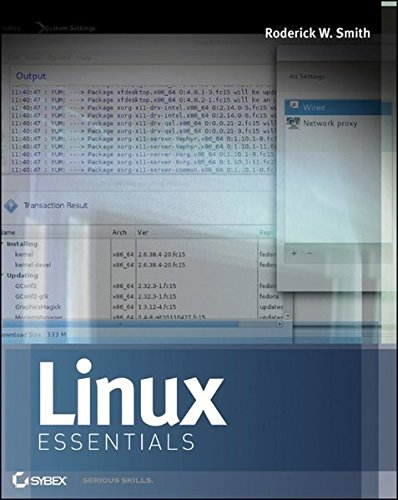 9781118106792: Linux Essentials