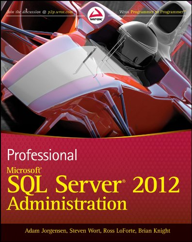 9781118106884: Professional Microsoft SQL Server 2012 Administration