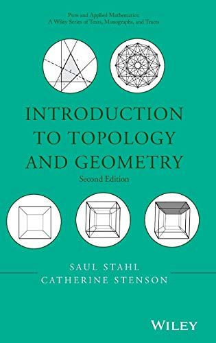 9781118108109: Introduction to Topology and Geometry