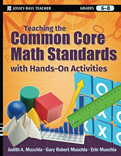 9781118108567: Teaching the Common Core Math Standards with Hands-On Activities, Grades 6-8