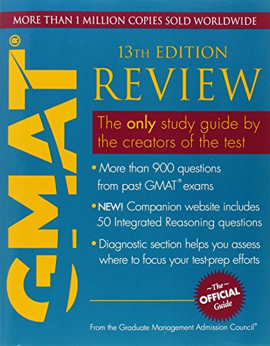 9781118109793: The Official Guide for GMAT Review
