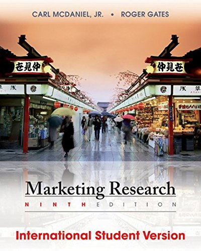 9781118112717: Marketing Research