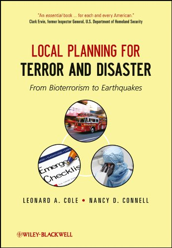 9781118112861: Local Planning for Terror and Disaster: From Bioterrorism to Earthquakes